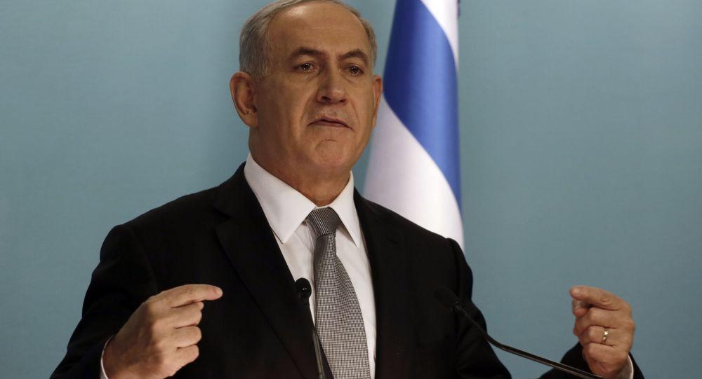 نخست وزیر اسرائیل بنیامین نتانیاهو