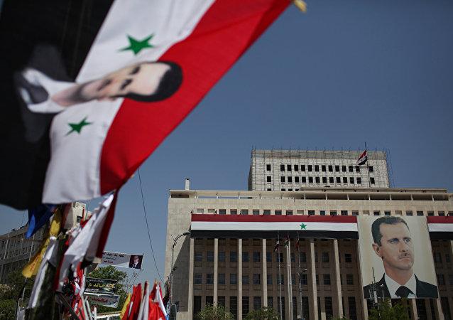 کری: مبارزه مشترک دولت سوریه و معارضان با داعش قبل از کناررفتن اسد ممکن است