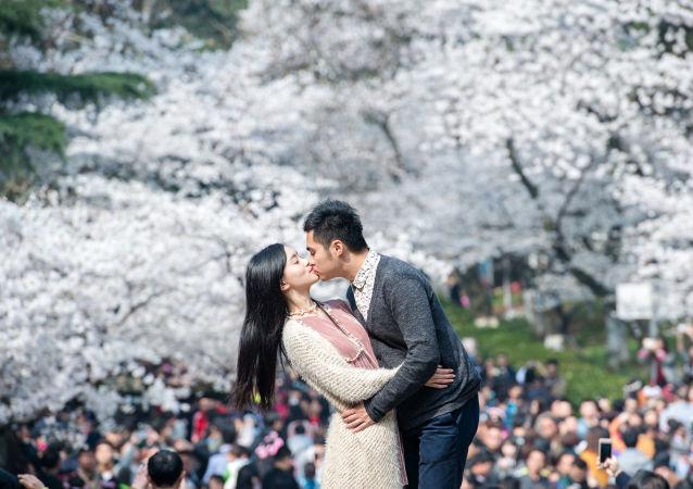 زوج چینی