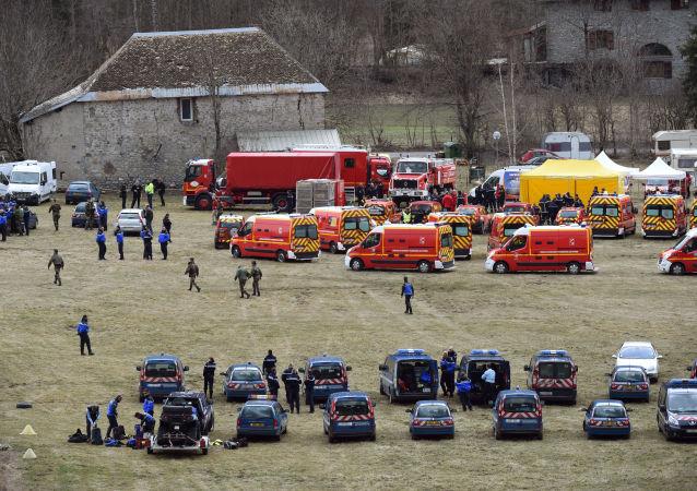 ۵ کشته در نتیجه برخورد دو هواپیما در فرانسه