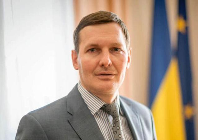 یوگنی ینین معاون وزیر امور خارجه اوکراین