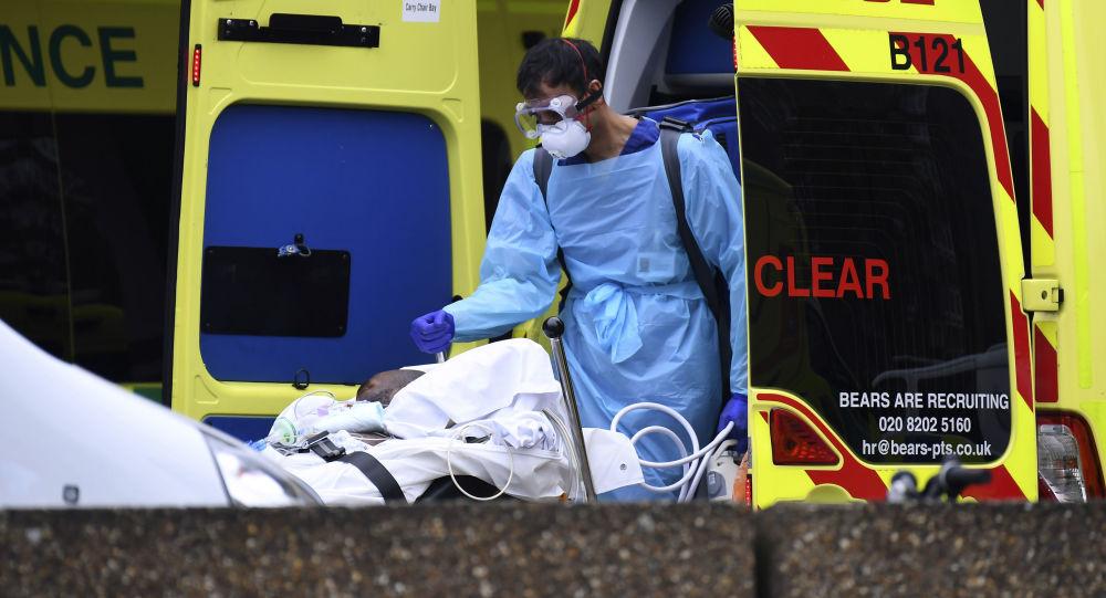کرونا ویروس در لندن