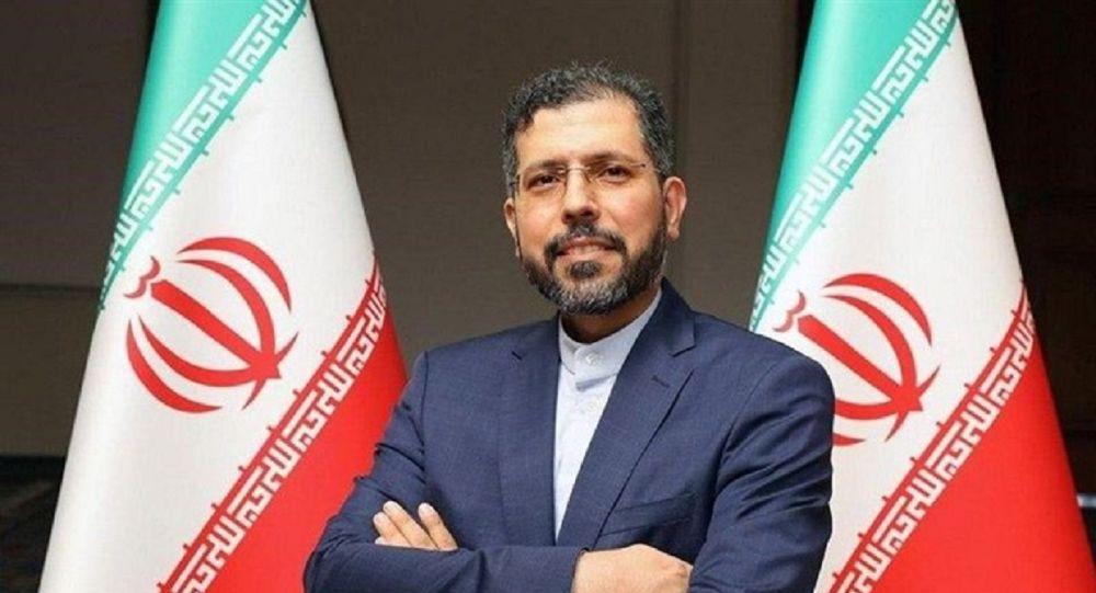 اعتراض ایران به وزارت امور خارجه روسیه در خصوص استفاده از کلمه خلیج عربی به جای خلیج فارس