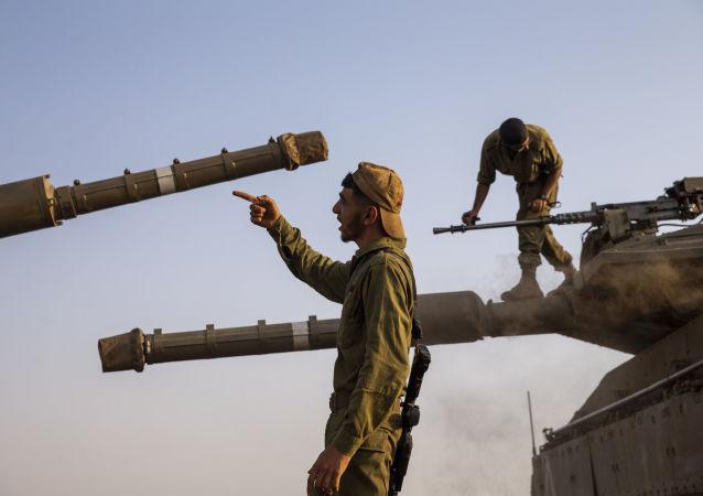 گشت زدن روح سلیمانی دور خانه نتانیاهو