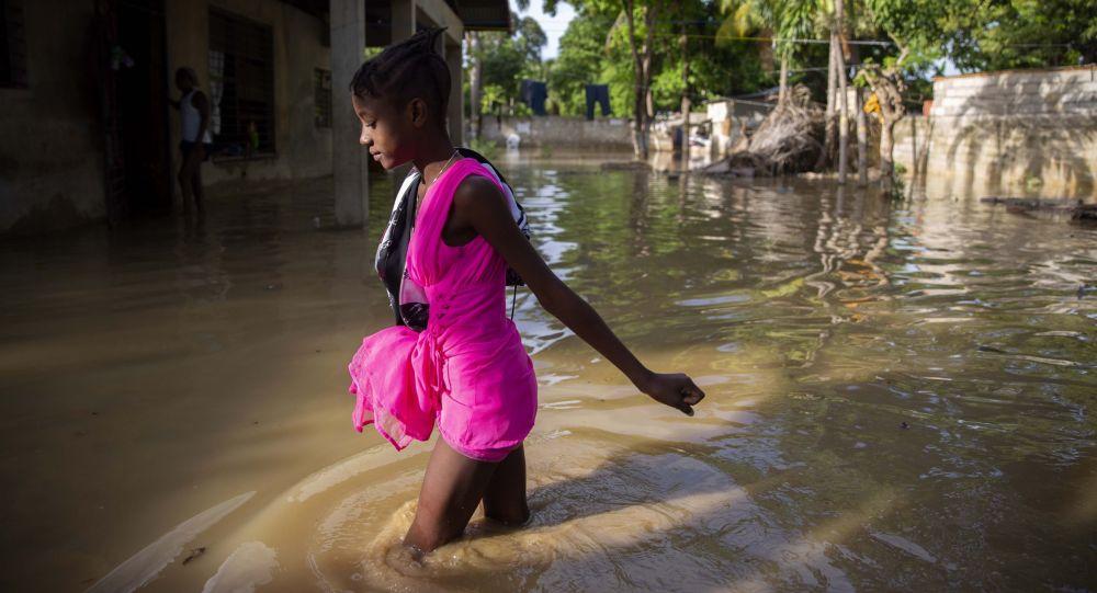 طوفان مهیب در آمریکا + عکس و ویدئو