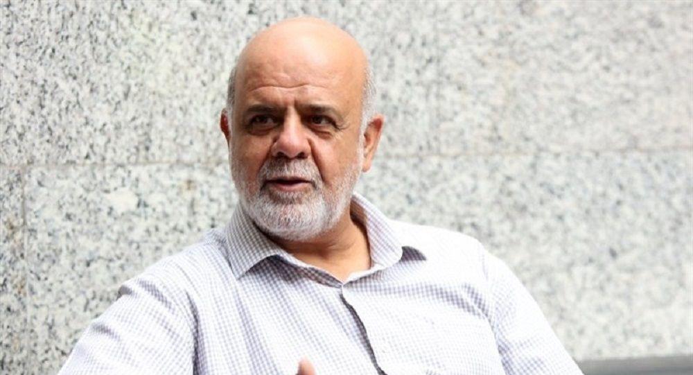 سفیر ایران در عراق: دور چهارم مذاکرات با عربستان در بغداد برگزار میشود