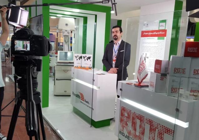 تولید دستگاه تصویربرداری سیار در ایران جهت تشخیص ویروس کرونا در ریه