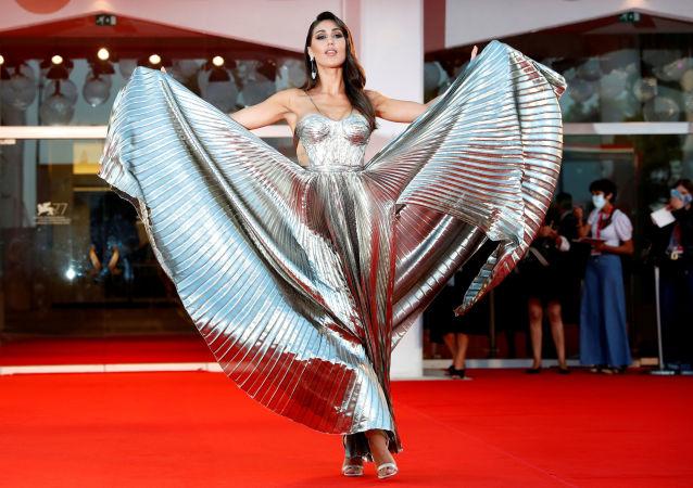 جشنواره سینمایی ونیز مدل، سیسیلیا رودریگز