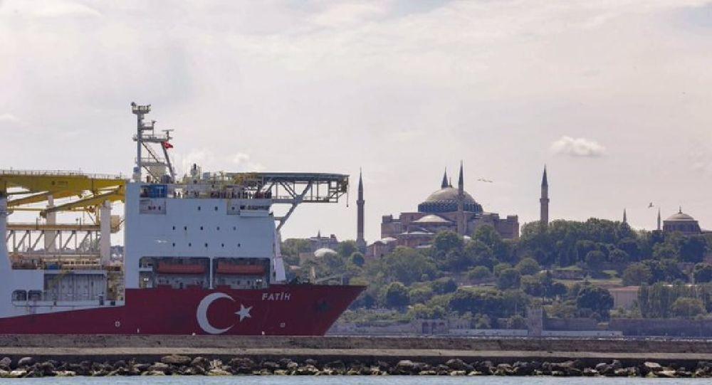انتشار تصاویری از محل برخورد کشتی های باری روسیه و ترکیه