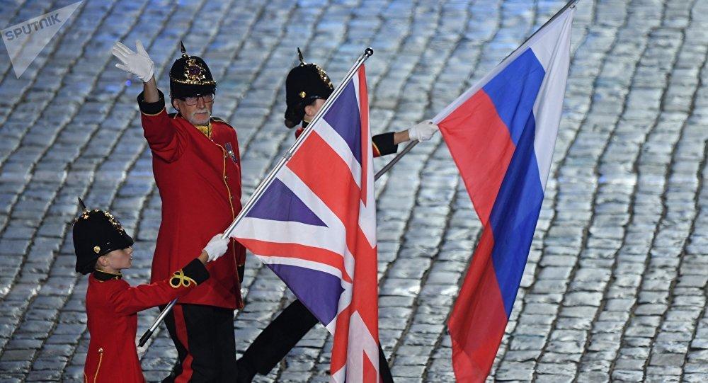 انگلیس روسیه را تهدید اعلام کرد