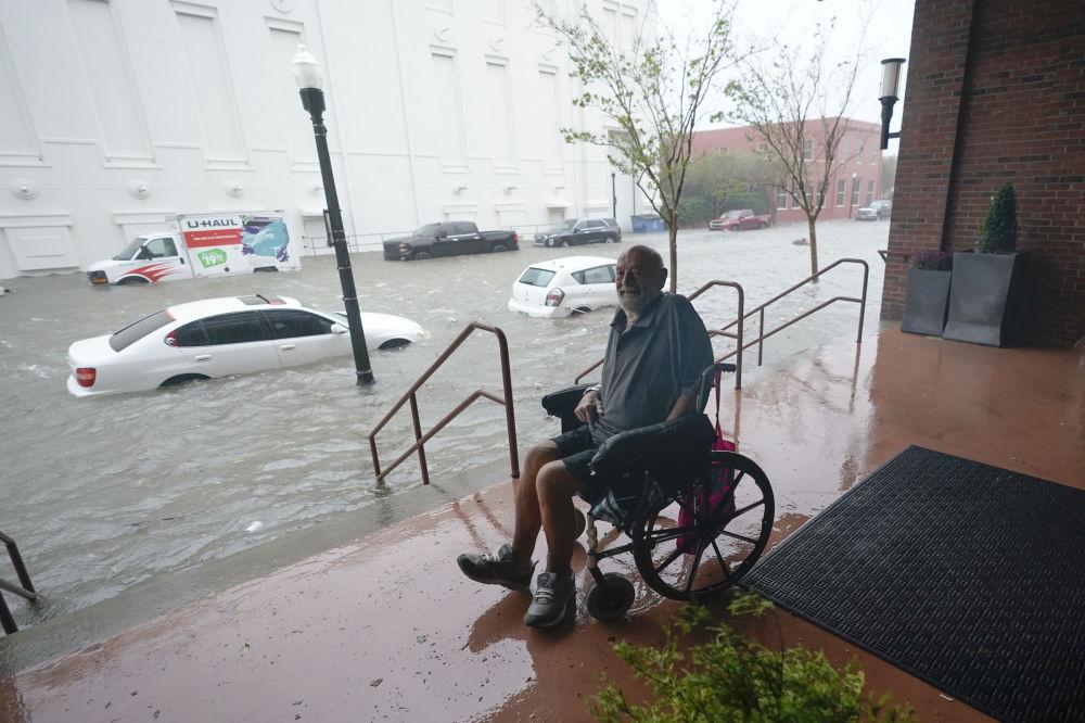 عواقب طوفان «سالی» در آمریکا