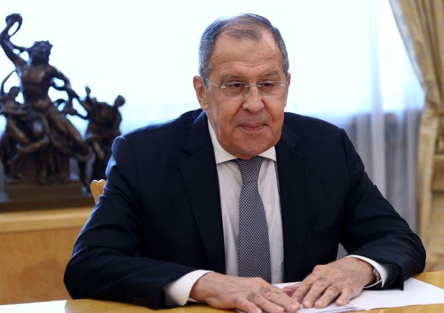 لاوروف: ترکیه از توافقات میان آذربایجان و ارمنستان در مسکو حمایت کرد
