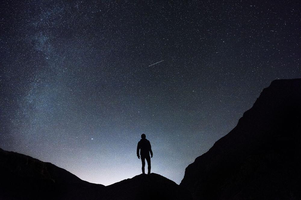 بهترین جا برای تماشای درخشش ستارهها ولس شمالی