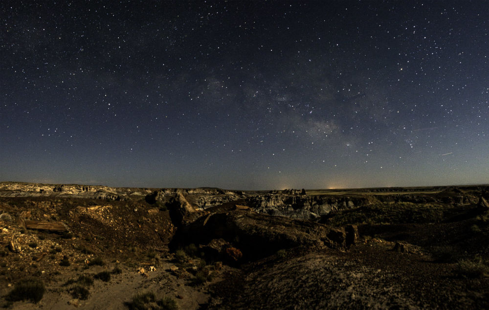 بهترین جا برای تماشای درخشش ستارهها آریزونا