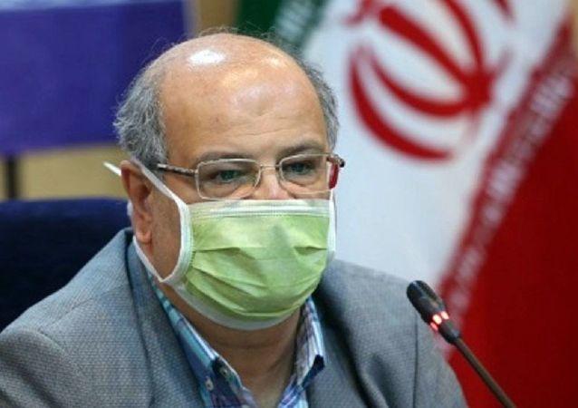 زالی از تزریق 340 دوز واکسن آسترازنکای ژاپنی در تهران خبر داد
