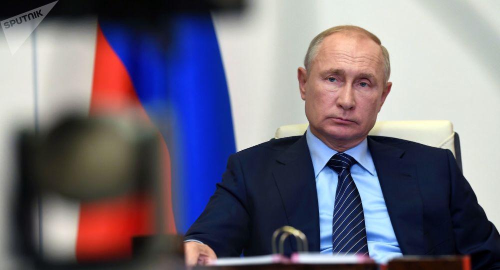 اظهارات پوتین در خصوص روابط روسیه و آمریکا