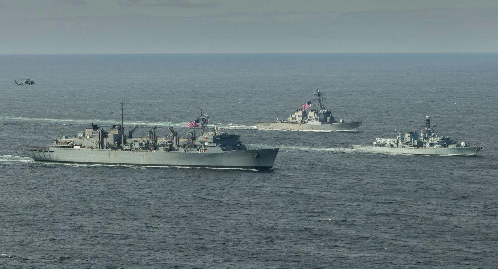 پنتاگون برای مقابله با زیردریاییهای روسیه یک گروه از ناوشکنها ایجاد کرد