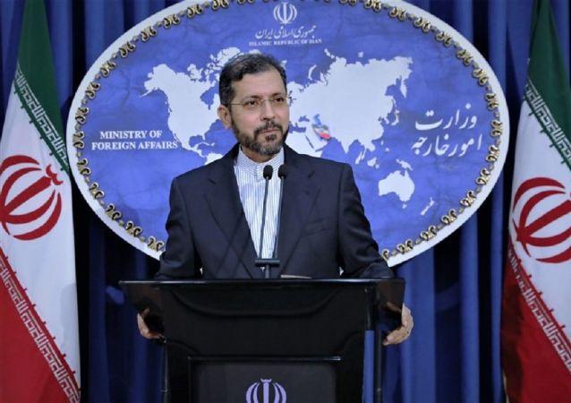 خطیب زاده: ناامنی در مرز با افغانستان وجود ندارد