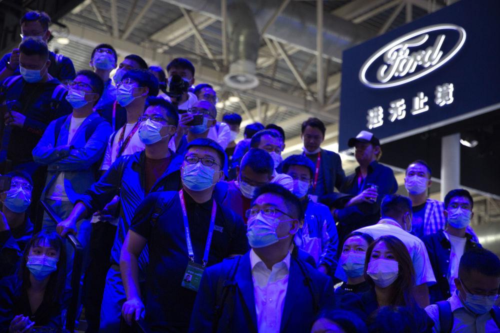 نمایشگاه بینالمللی خودرو در پکن