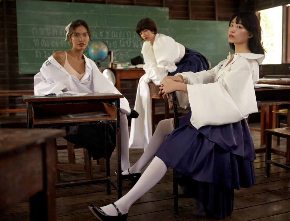 جایگزین روپوش مدرسه در تایلند