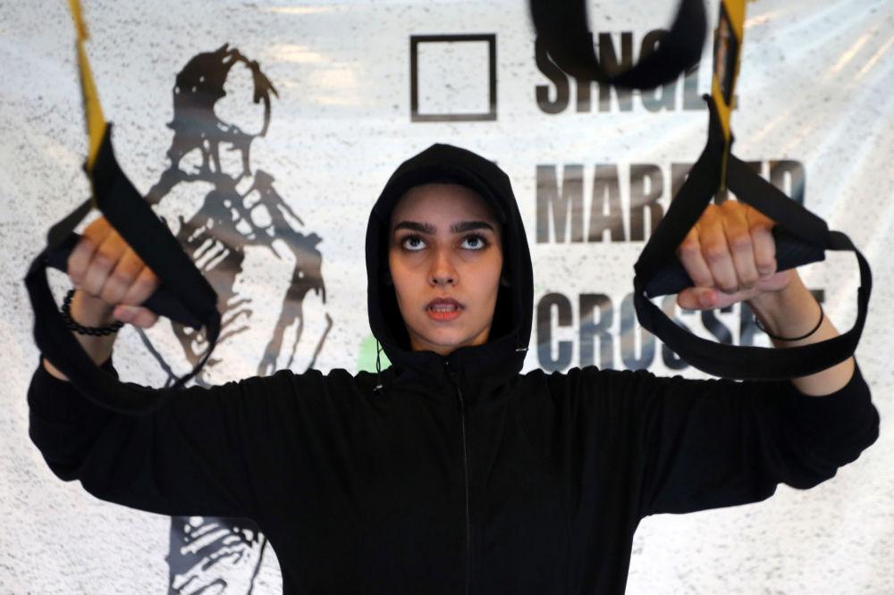 جذابیت بدنسازی دختران سعودی
