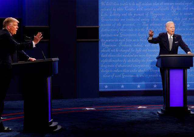 ترامپ توانایی فکری بایدن و پوتین را مقایسه کرد