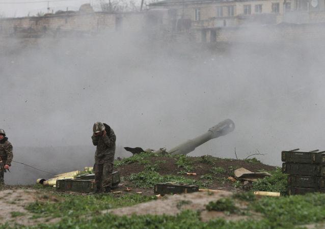 ایروان: باکو در قره باغ از سامانه موشکی ساخت اسرائیل استفاده می کند