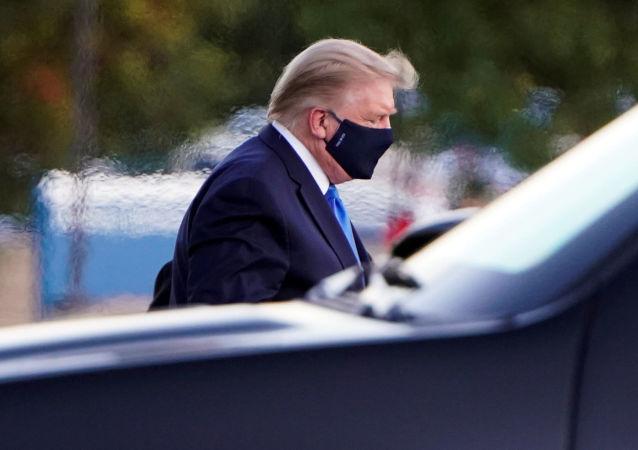 آمریکایی ها دلیل آلودگی ترامپ به ویروس کرونا را فاش کردند