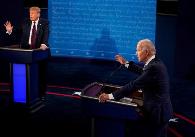 تست کرونای ۱۱ نفر از حاضران مناظره انتخاباتی آمریکا مثبت اعلام شد