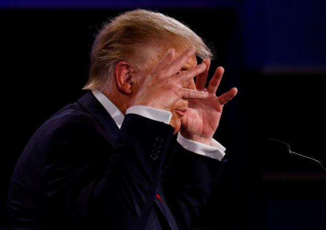 پزشک ترامپ: وضعیت رئیس جمهور خوب است