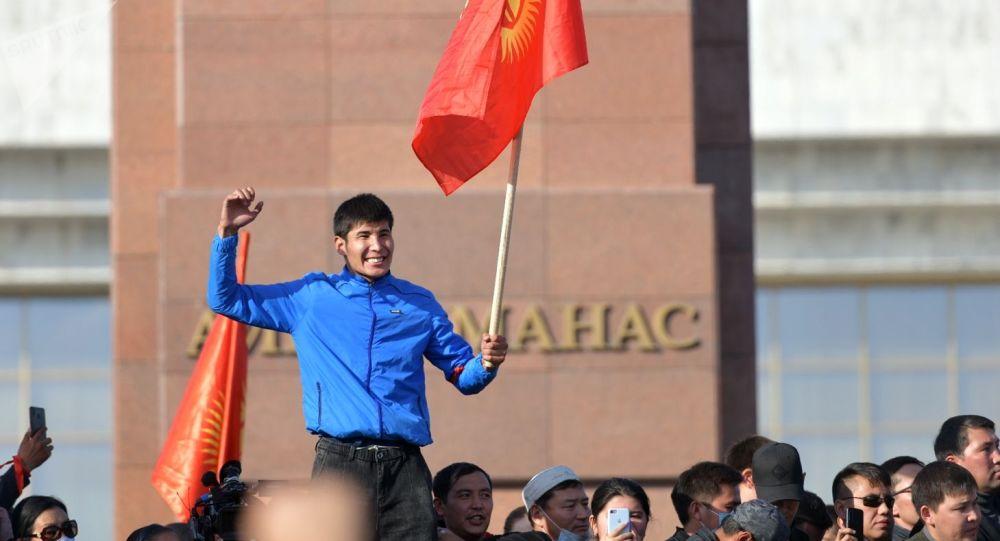 رئیس پارلمان قرقیزستان استعفا داد