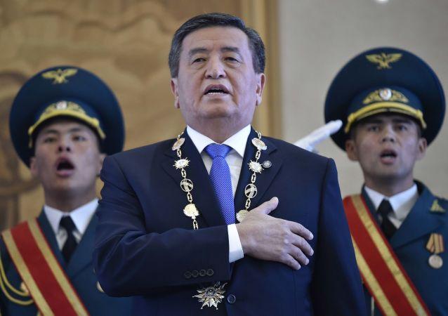 پروسه استیضاح رئیس جمهور قرقیزستان آغاز به کار کرد