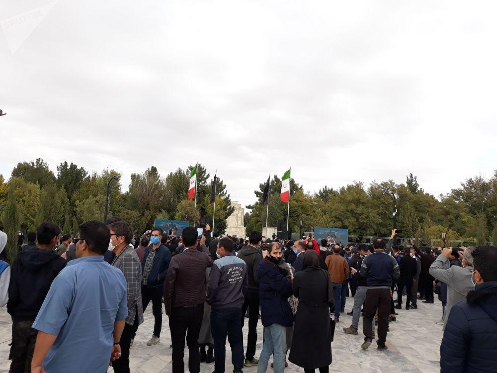 مراسم تشییع پیکر استاد محمدرضا شجریان