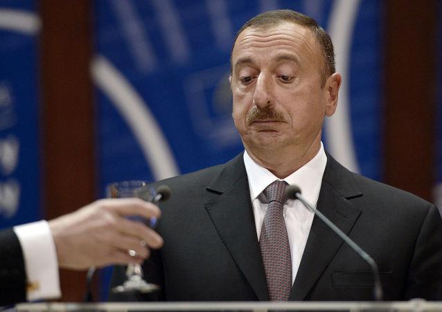 علی اف: ارمنستان خواستار آتش بس در قره باغ شد