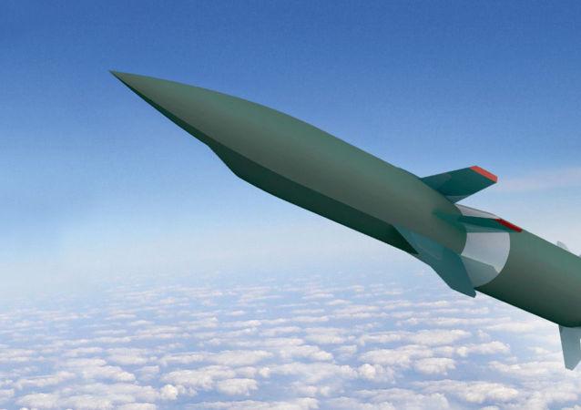 آزمایش ناموفق موشک هایپرسونیک آمریکا