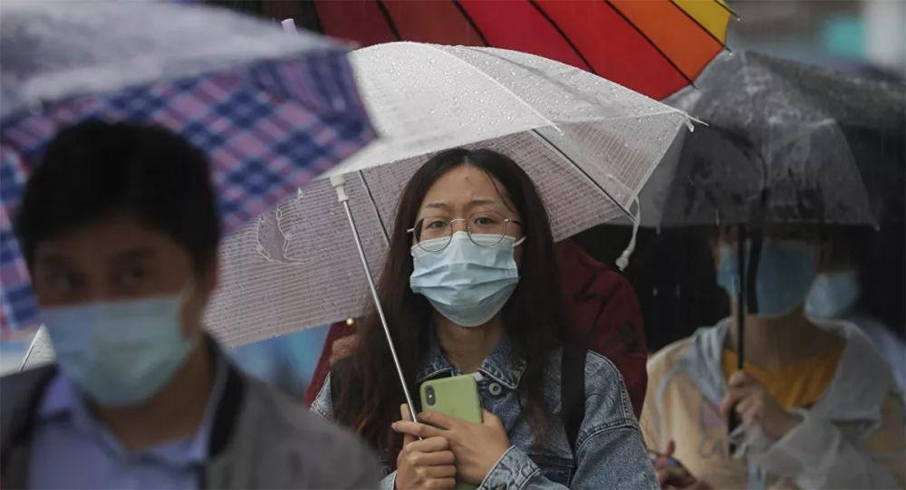 همه گیری کرونا باعث شد تا یک شهر در چین قرنطینه شود