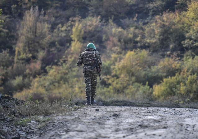 اعلام آتش بس بشردوستانه بین آذربایجان و ارمنستان