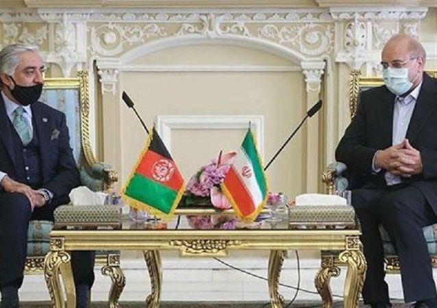 قالیباف: پای کمک به مردم افغانستان ایستادهایم