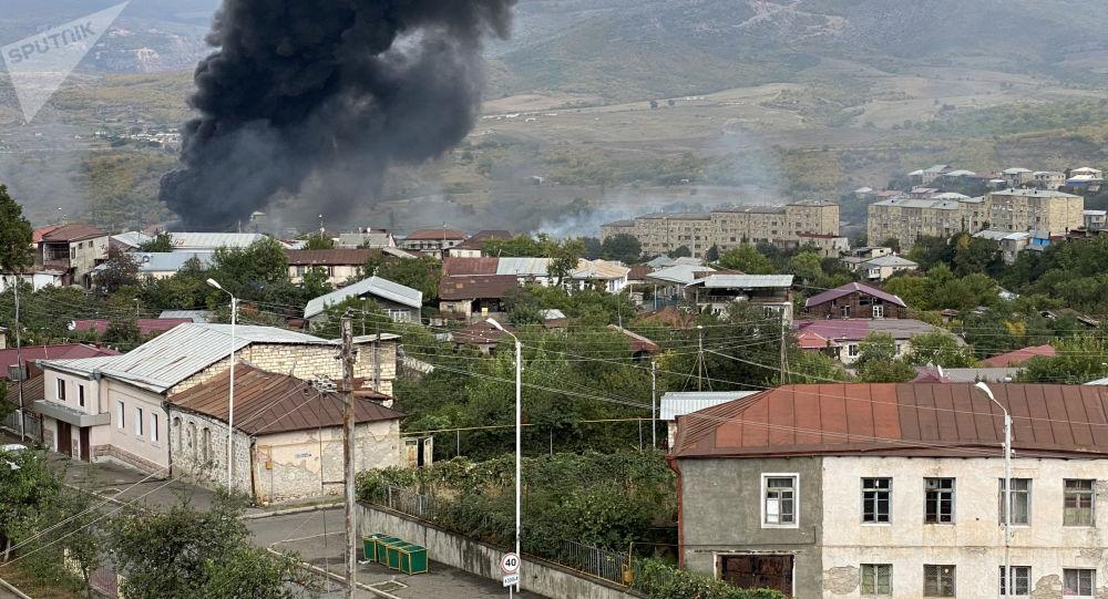 آذربایجان از انهدام یکی از گردان های ارتش ارمنستان خبر داد
