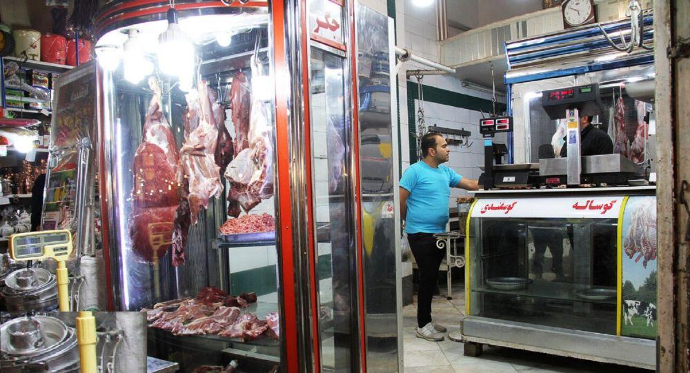 کاهش مصرف گوشت، لبنیات و برنج در ایران