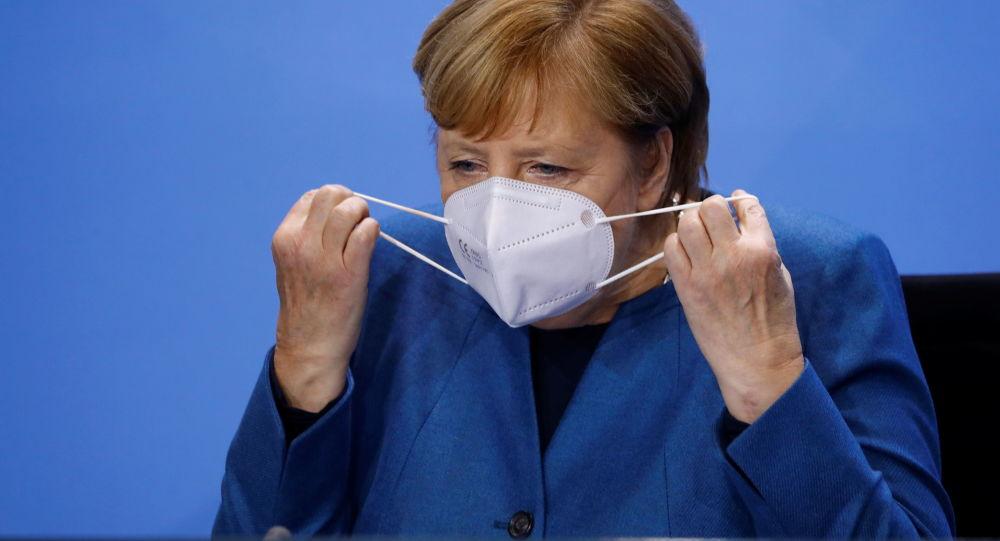 سخنرانی مرکل در پارلمان برای اعلام قرنطینه جدید کرونایی در آلمان + ویدئو