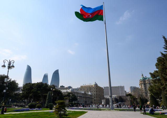 پست های مرزی آذربایجان با ایران در قره باغ