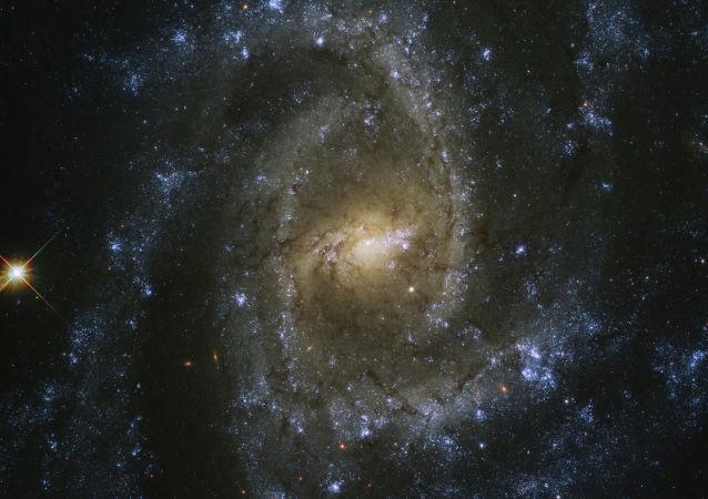 ستاره شناسان سیاره سرکشی به اندازه کره زمین را کشف کردند
