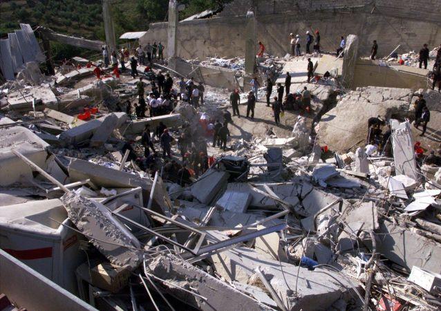 افزایش شمار مجروحین زمین لرزه در ترکیه + تصاویر