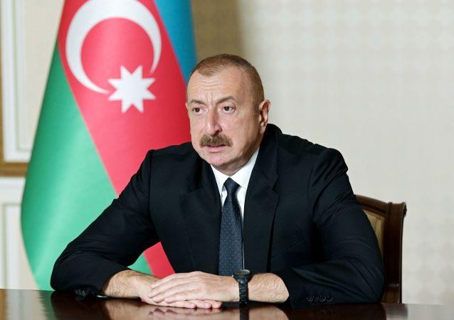 رهبر آذربایجان: مدت ادامه جنگ در قره باغ به ایروان بستگی دارد