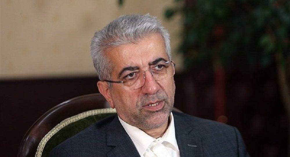 رضا اردکانیان، وزیر نیرو ایران