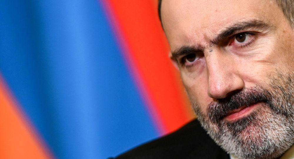 نیکول پاشینیان نخست وزیر ارمنستان