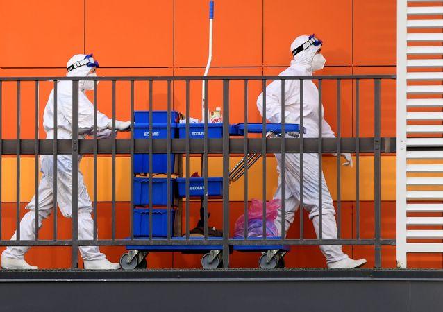 ویروس کرونا، اسلحه جدیدی برای تروریست ها
