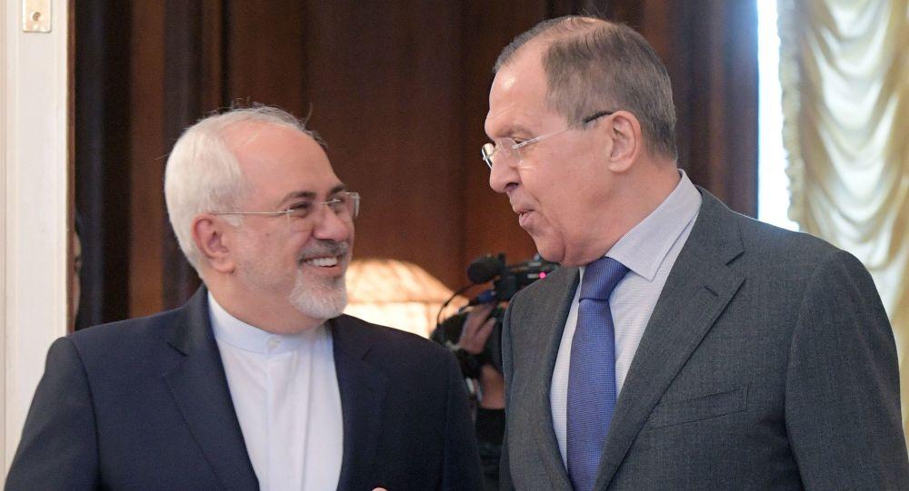 ظریف و لاوروف در مورد سوریه با یکدیگر تلفنی گفتگو کردند