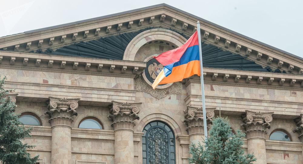 دیدار سفیر ایران با دبیر شورای امنیت ملی ارمنستان